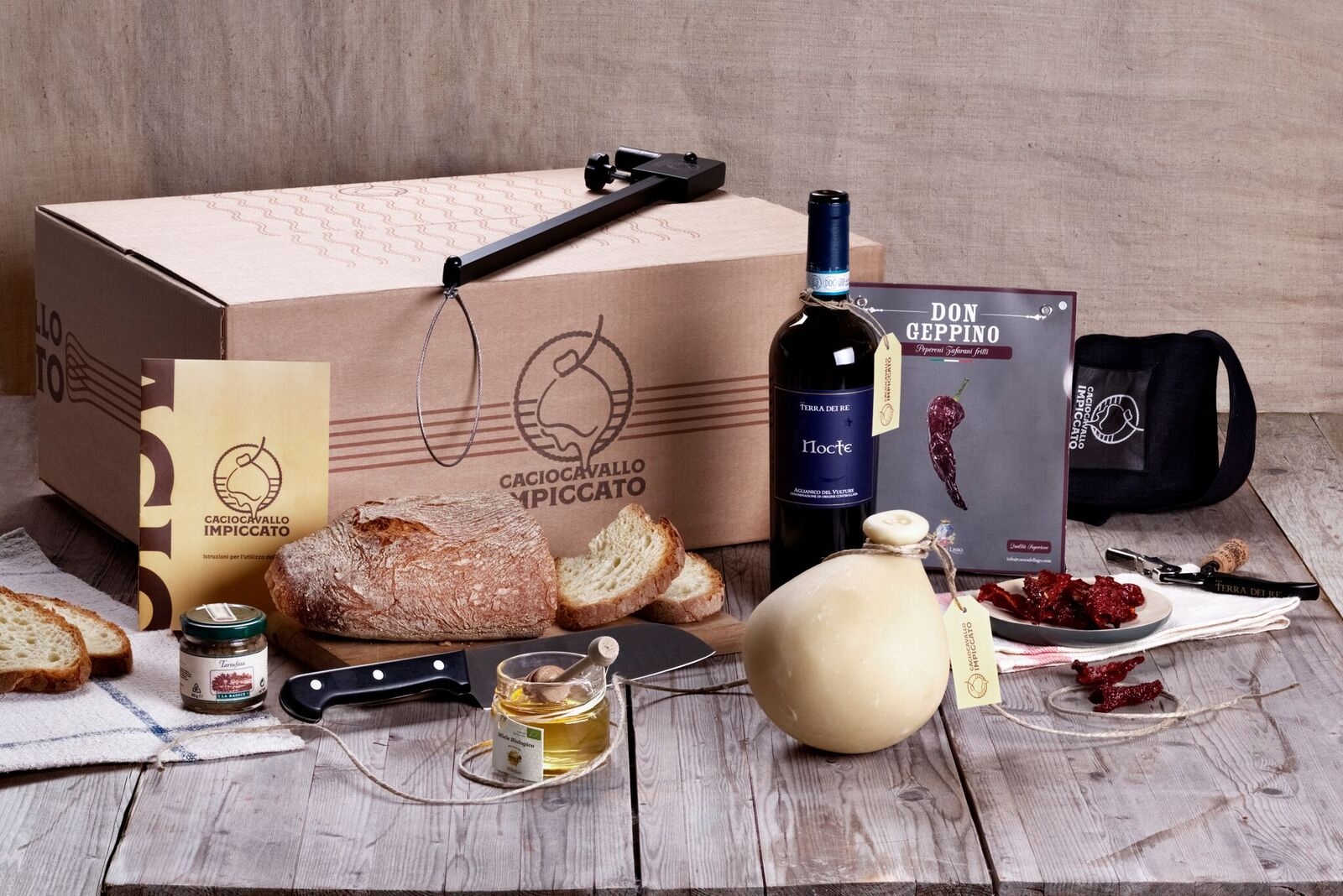 Caciocavallo - Shop - BOX